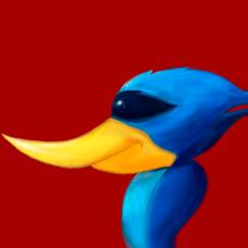 CyberGoldfinch